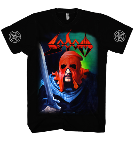Sodom `In the Sign of Evil 2017` T-Shirt