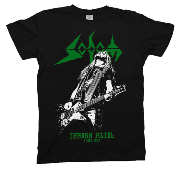 Sodom Tourshirt 2019 T-Shirt