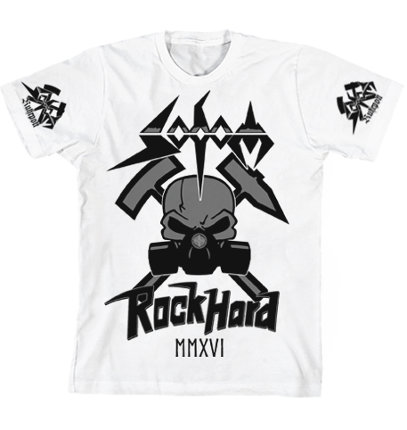 Sodom `Rock Hard Festival 2016` T-Shirt