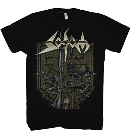 Sodom `35 Jahre` T-Shirt