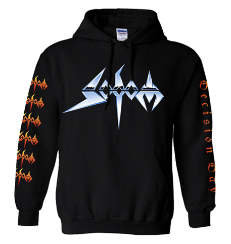 SODOM `Decision Day` Hoodie