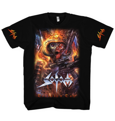 SODOM `Decision Day` T-Shirt