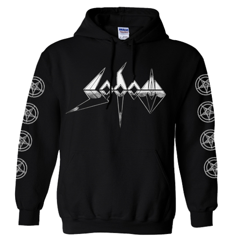 Sodom `In the Sign of Evil 2017` Hoodie