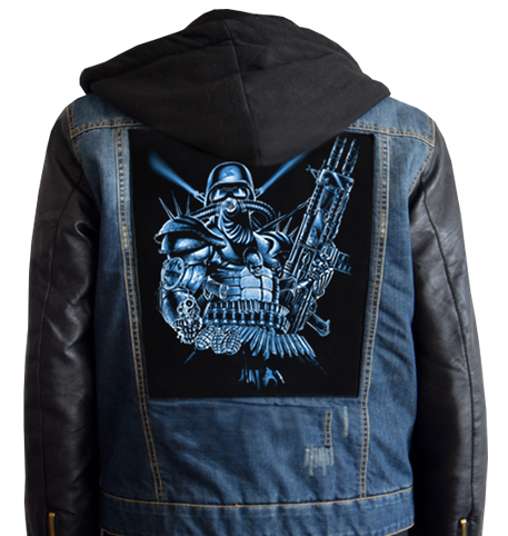 Backpatch `Knarrenheinz`