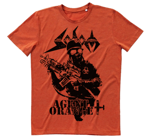Sodom 30 Jahre Agent Orange T-Shirt Limited Edtition