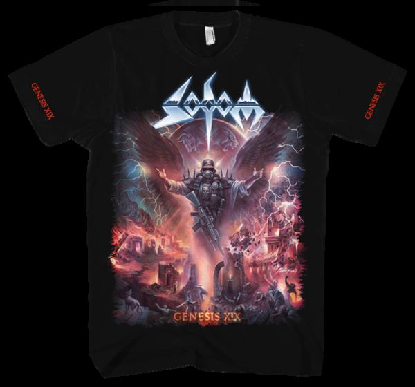 Sodom GENESIS XIX T-Shirt