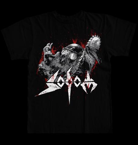 Sodom Tour-Shirt 2011