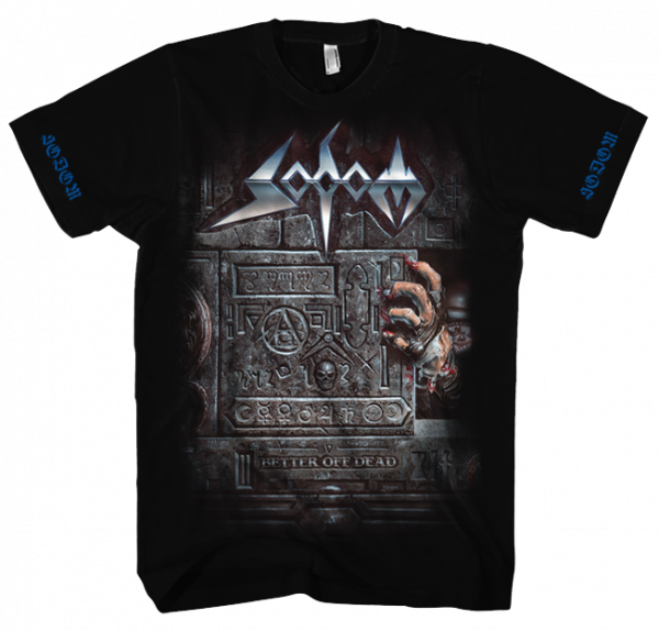 Sodom Better off Dead T-Shirt