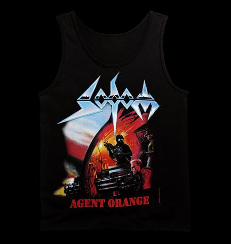 Sodom `Agent Orange` Tank