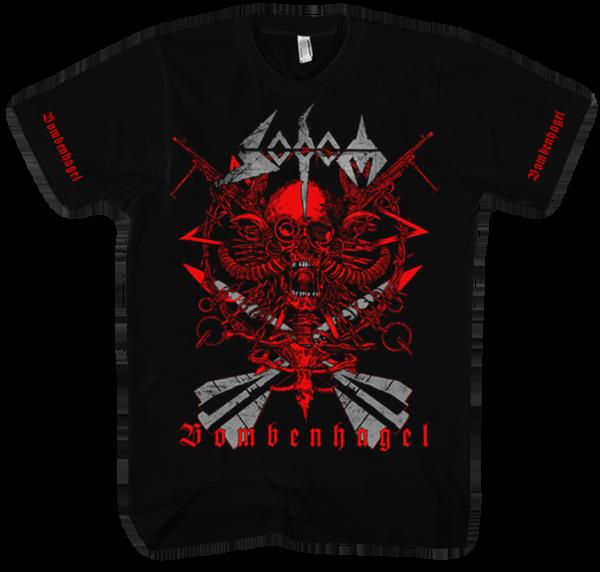 Sodom Bombenhagel T-Shirt