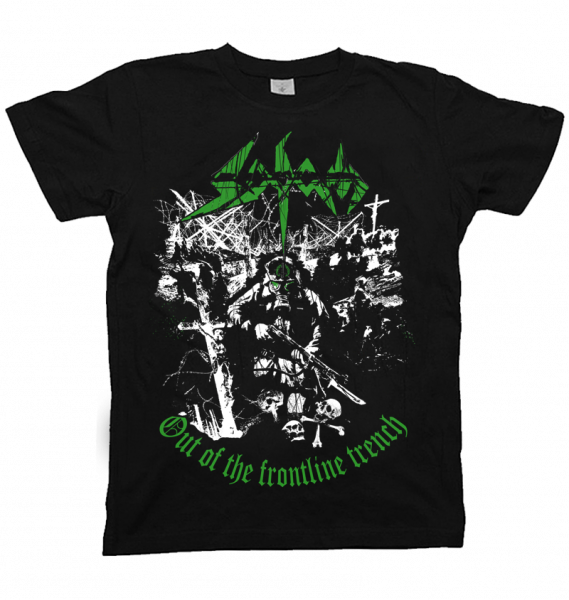 Sodom Out of the Frontline Trench T-Shirt