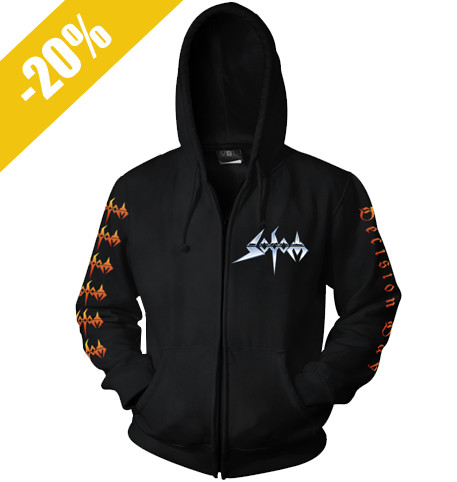 SODOM `Decision Day` Zipper