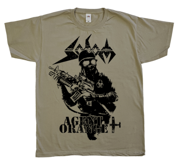 Sodom 30 Jahre Agent Orange T-Shirt