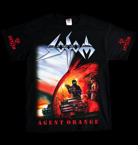 Sodom `Agent Orange 2014` T-Shirt