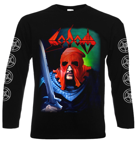 Sodom `In the Sign of Evil 2017` Longsleeve