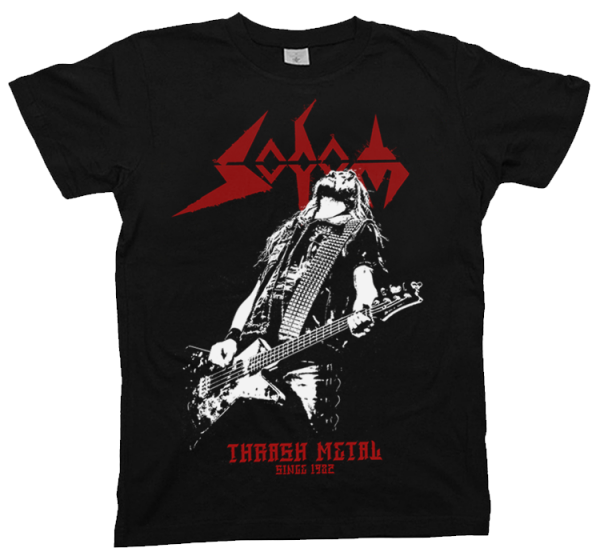 Sodom Tourshirt 2018 T-Shirt