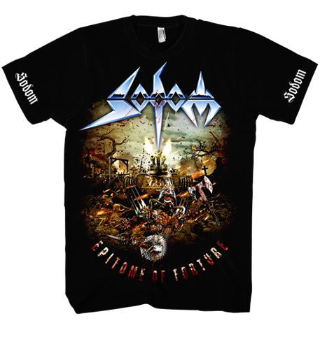 SODOM `Epitome of Torture` T-Shirt