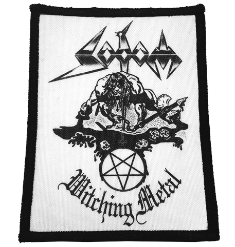 Sodom Witching Metal Patcher